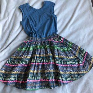 Cute summer dress with a twist!